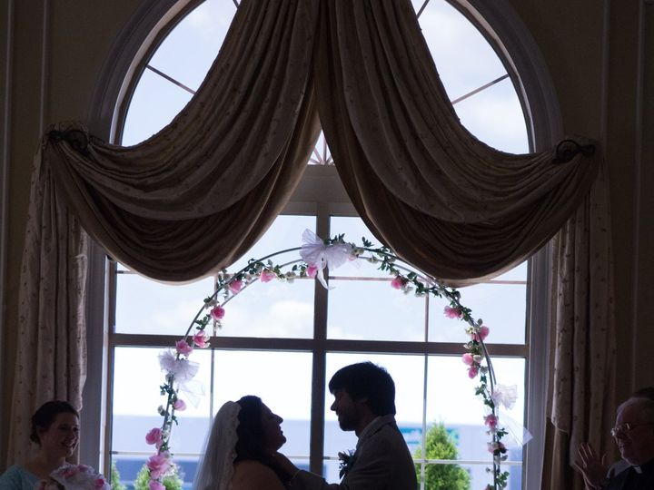 Tmx Westerlund Hoppes 5 26 18 Addison Couple Silloute Against Bright Day Outside Of Window 51 15455 V2 Addison, IL wedding officiant