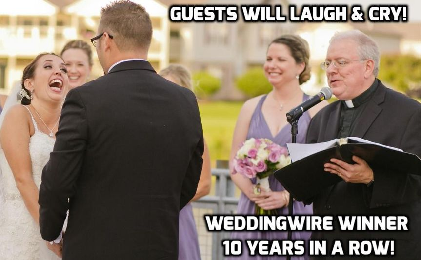 """I Do"" Weddings with Rev. Phil Landers"