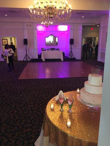 Keith's wedding