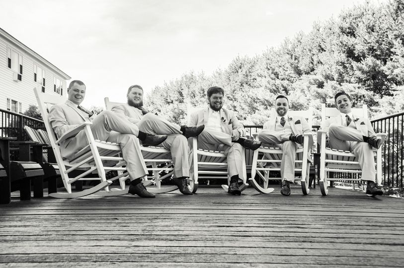 A gorgeous Maine wedding at the beautiful and historic Poland Spring Resort.