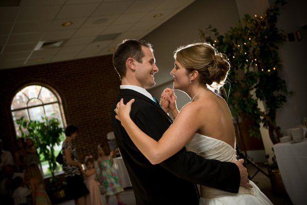 Coupple dancing