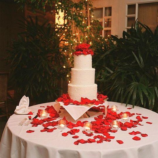 Wedding cakeCouple's