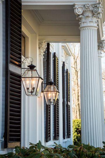 Elm Street entrance
