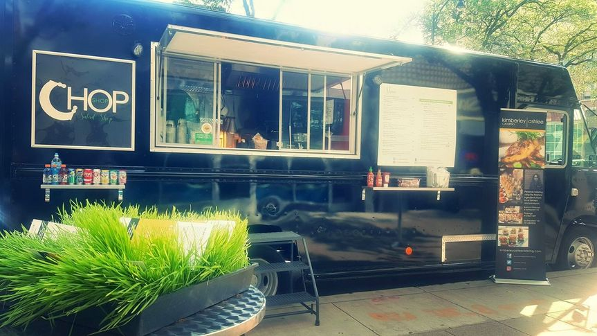 Our mobile kitchen can turn into your own food truck! We'll customize the menu and signage on the...