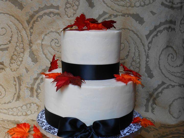 Tmx 1430020026241 Autumn Wedding North Weymouth, MA wedding cake