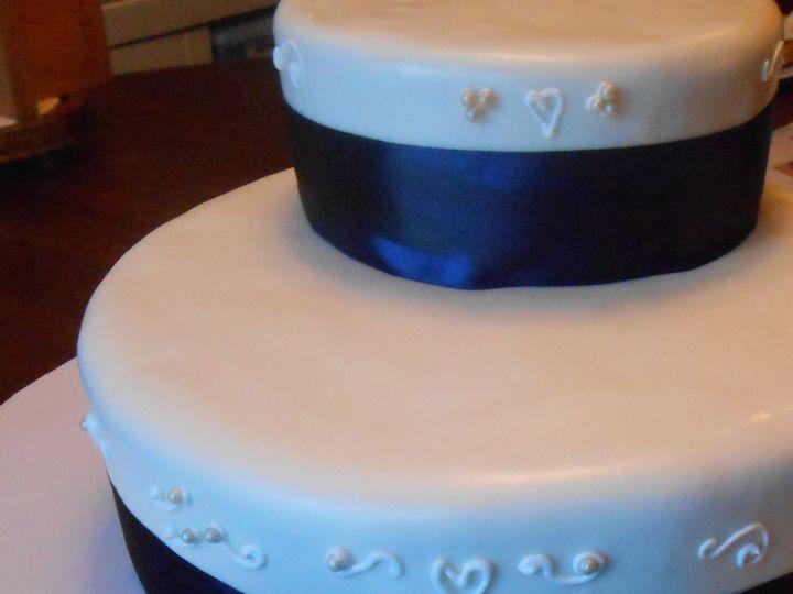 Tmx 1430020657375 Dscn5895 North Weymouth, MA wedding cake