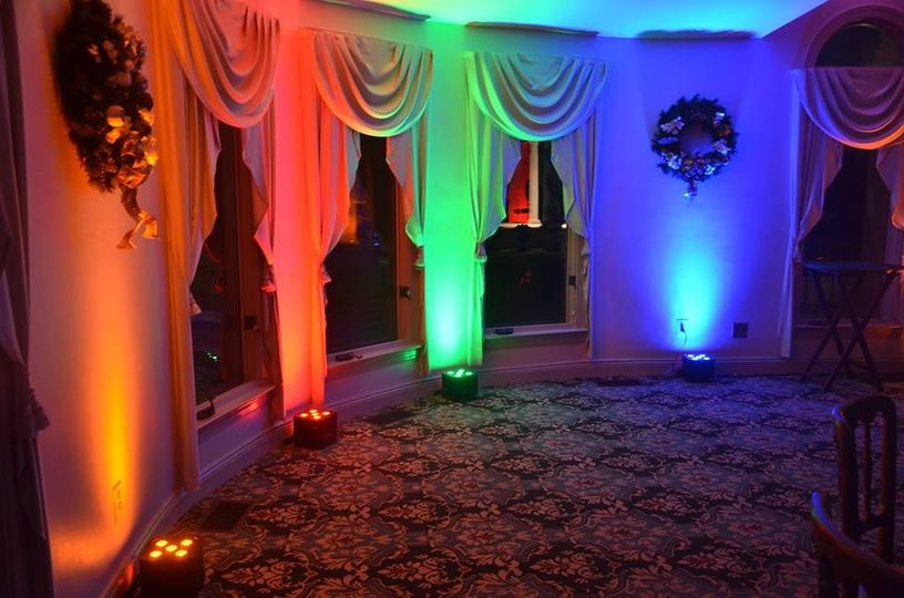 WoW Event Lighting