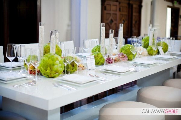 Long Tablescape, photo courtesy of Callaway Cable