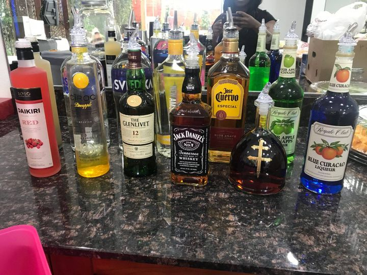 Bar spread