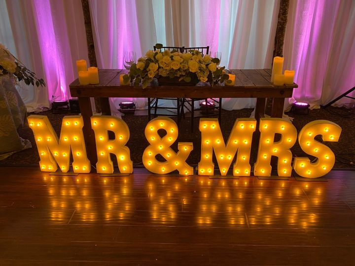 Medium Mr and Mrs