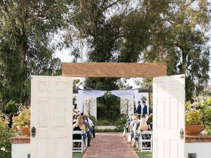 Tmx Ceremony Doors 51 1943555 158345828736606 Santa Ana, CA wedding eventproduction