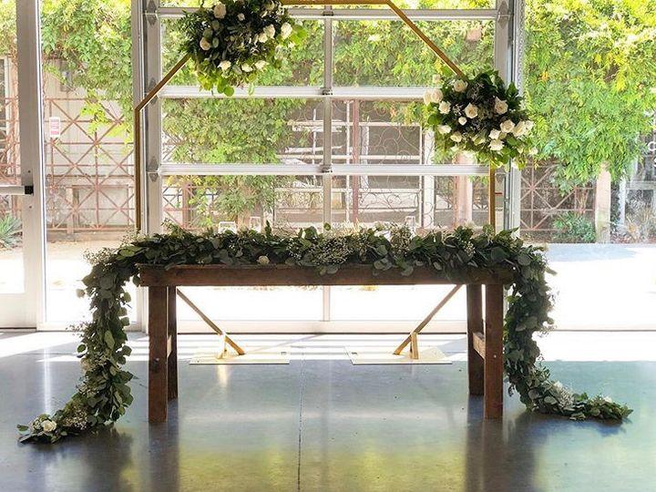 Tmx Sweetheart Table Wooden 51 1943555 158345830237825 Santa Ana, CA wedding eventproduction
