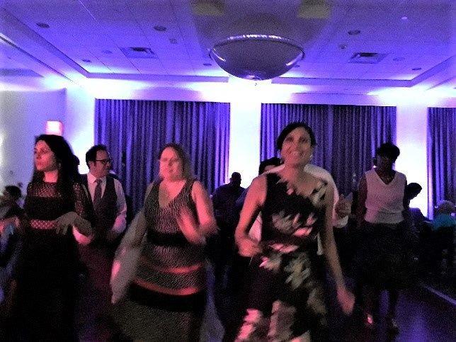 Ladies love to dance!