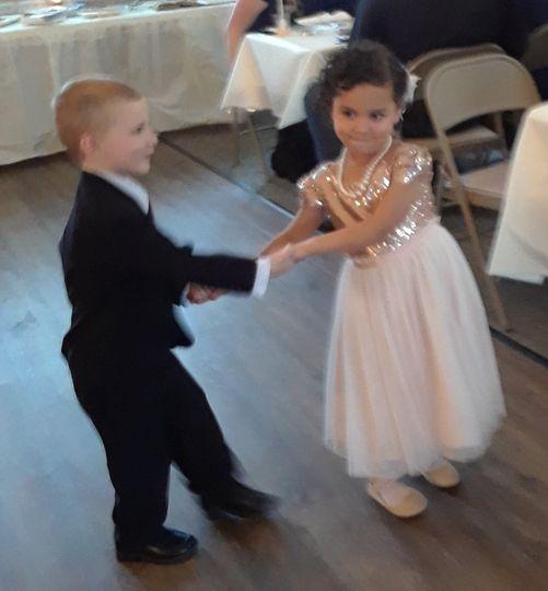 These kids were cute!