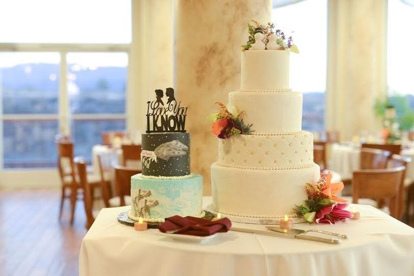 Wedding Cakes In Santa Clarita