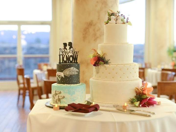 Tmx 1457495043400 D019be6d 75e0 4d0a 9dfb 30df4c99d87c Canyon Country wedding cake