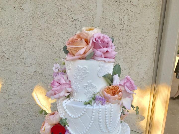 Tmx 1495577481908 Img6120 Canyon Country wedding cake