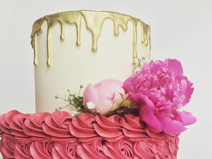Tmx 1529719103 8133ee92a70d8c6b 1529719102 6e2edb95f66a801e 1529719102127 1 35437347 186262063 Canyon Country wedding cake