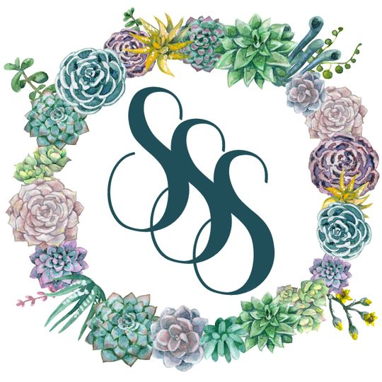 Succulent Signs and Such Logo