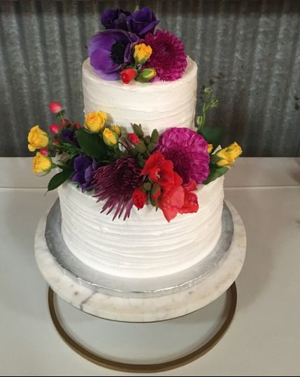 Two-tier textured