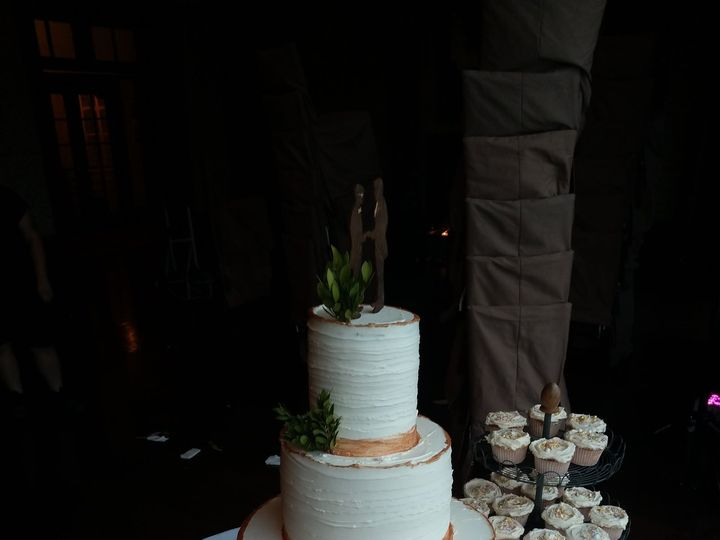 Tmx 1536610350 A20f03c5bd9538f3 1536610347 Cb6d72280343f72b 1536610325419 1 IMAG2995 Los Angeles, CA wedding cake