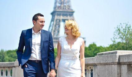 Romantic Portraits Paris