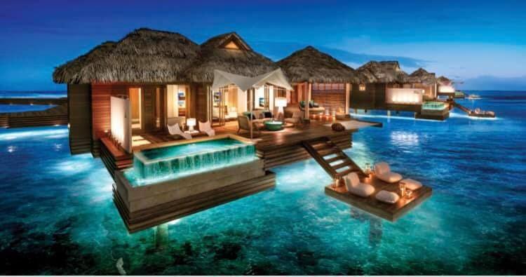 St. Lucia & Jamaica