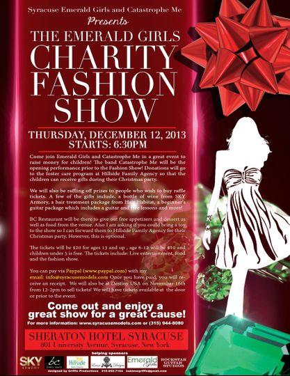 emerald girls charity flye