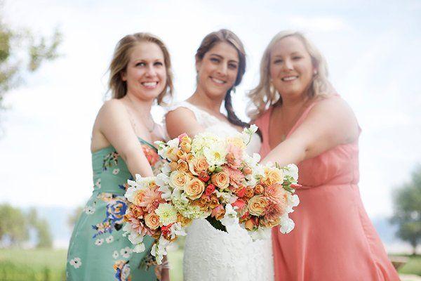 Tmx 1316535692589 BG252 Bozeman wedding florist