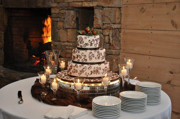 Photo of Wedding Cake.