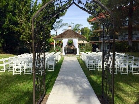 Wedding ceremony venue