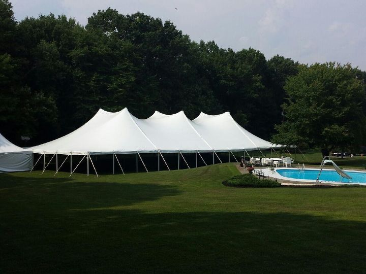 Tmx 1458065354723 60 X 120 Pole Tent Manheim wedding rental