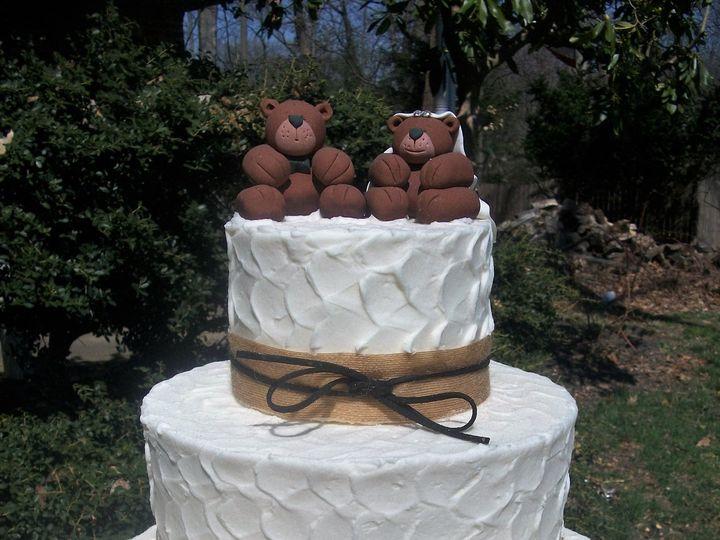 Tmx 1530136616 27fac28d36397c29 1530136614 45877bdd799b66c7 1530136613777 8  7 Ruff Iced Bears Horsham wedding cake