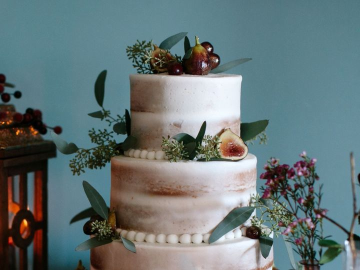 Tmx 1530136635 F075524a7b5b812a 1530136633 Eac209277f9b3634 1530136633624 10 Simi Naked Cake Horsham wedding cake