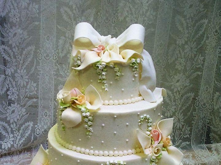 Tmx 1530136708 17e8ded59694e9e7 1530136707 A87bbc5b5c3e80f3 1530136708340 16  16.  Good Lees   Horsham wedding cake