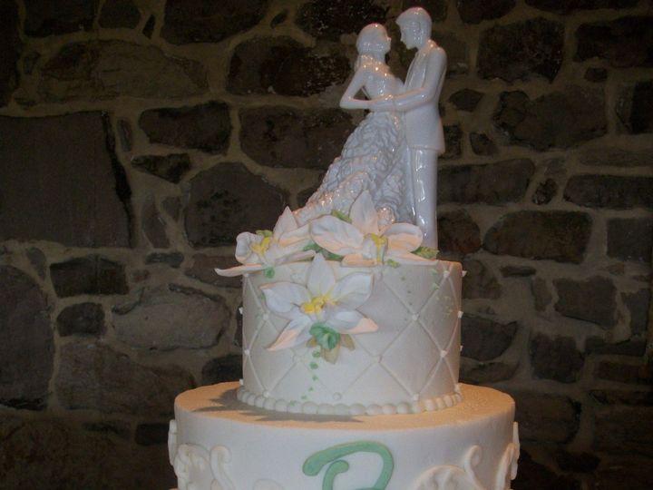 Tmx 1530136949 25538e380cc9bac3 1530136946 C3ef1fb2e302560d 1530136946486 31 Cakes 1289 Horsham wedding cake