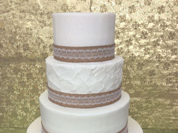 Tmx 1530136953 0d1b736fcadc5934 1530136952 2173ff39e9bf8735 1530136952395 32 IPad Photos 1 3 1 Horsham wedding cake