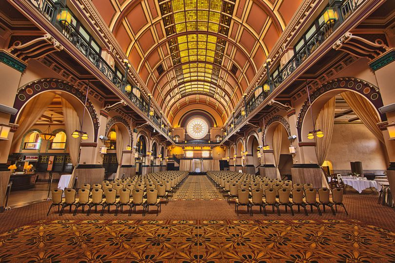 Grand Hall, Union Station, Indianapolis, IN