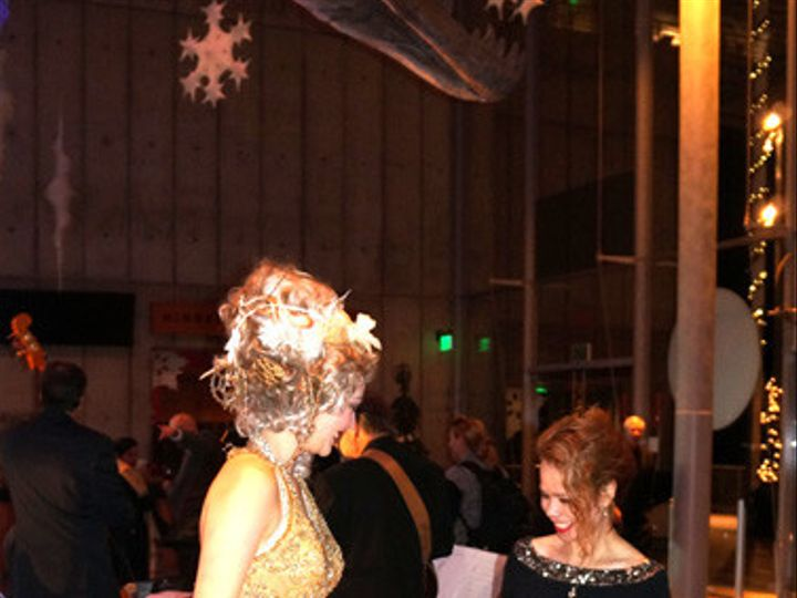 Tmx 1435615725874 Champagnetableholidayparty Oakland wedding rental