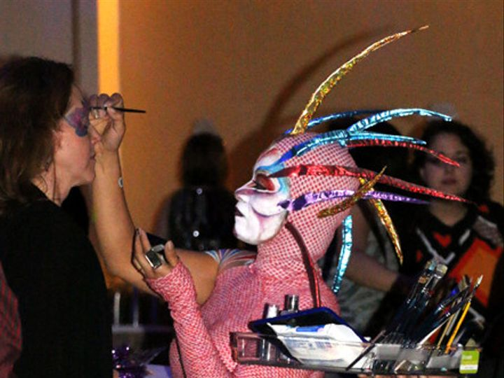 Tmx 1435615758113 Cirquefacepainter Oakland wedding rental