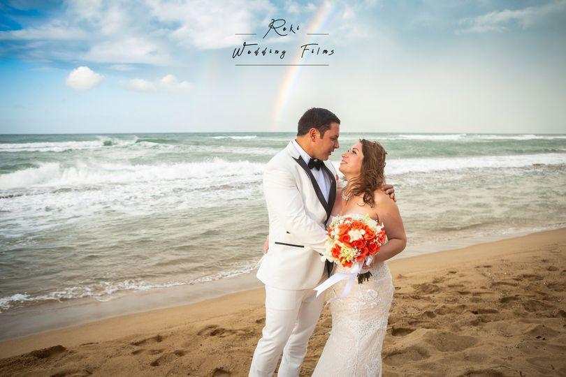 Newlyweds Rincon Puerto Rico