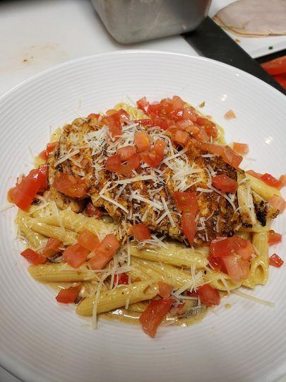 Creole pasta