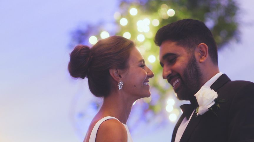Patricia and Rahul - Maryland