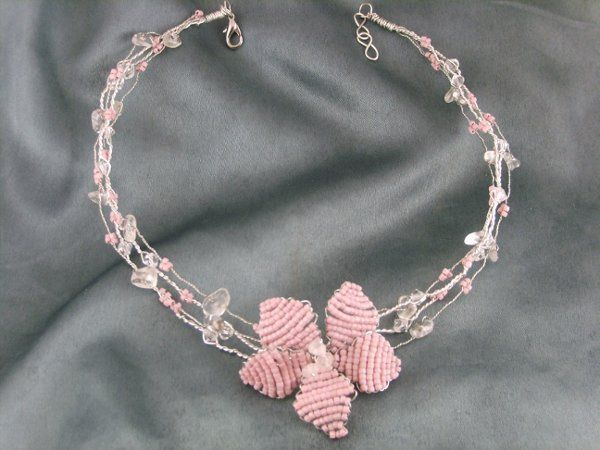 Tmx 1207488936039 Pinknecklace Philadelphia wedding jewelry