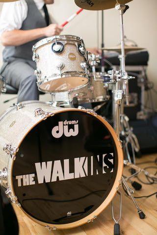 The Walk-Ins Drum