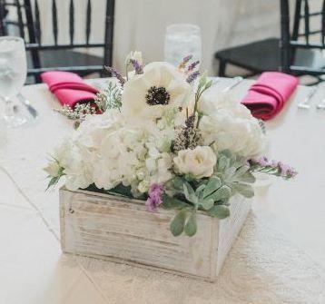 Tmx 1519742641 77b3abe189732109 1519742640 Ed8a1fda5d964e06 1519742856977 3 Centerpiece White2 Washington Boro, PA wedding florist