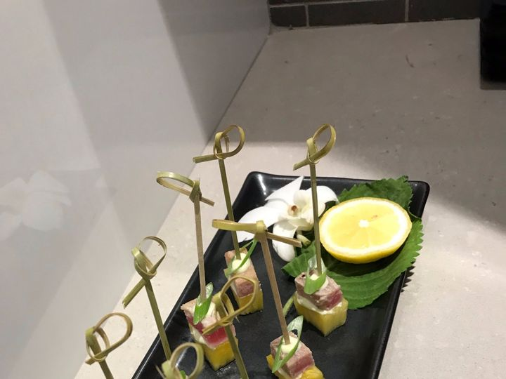 Tmx Seared Tuna Pinapple Wasabi 51 1921655 158384656086621 Union City, NJ wedding catering