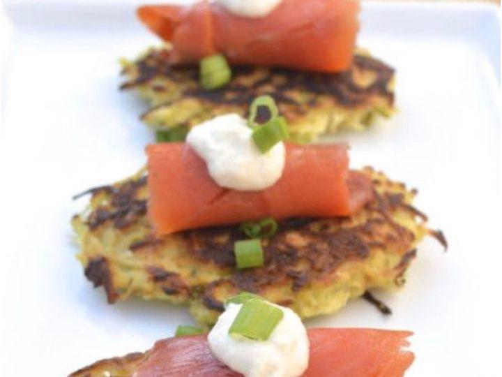 Tmx Smoked Salmon Latkas 51 1921655 158384655768990 Union City, NJ wedding catering