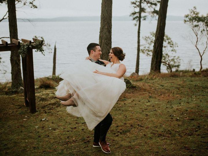Tmx Ashley And Chad 73 51 1071655 1560365033 Friday Harbor, WA wedding planner