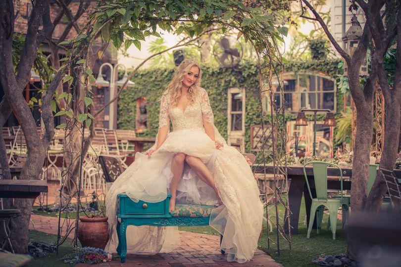 Louie Bossie Couture Bride